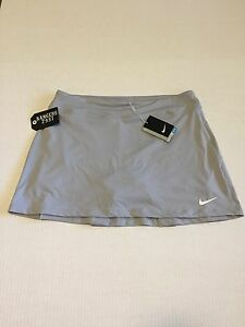Nike Golf Oregon DUCKS Women's Skirt with Forest Print Shorts Size L Super Rare!