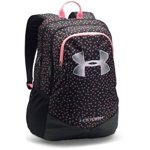 Under Armour Boys' Storm Scrimmage Backpack BlackBlack One Size