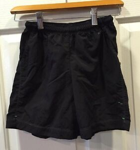 REI OXT Women's Black Running shorts Keyzip  Pocket  Sz XS RCP