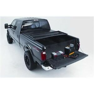 Smittybilt 2630041 Smart Cover Tonneau Cover For Ford F-250 SuperDuty w/6.5' Bed