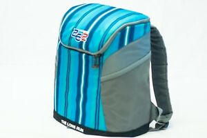 26.2 The Long Run Softside Insulated Cooler Backpack - BLUE