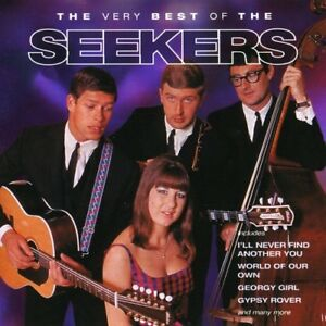 The Seekers Very Best Ot the Seekers New CD