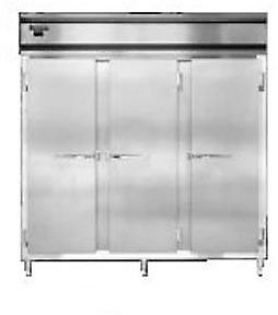Continental Designer Refrigerator Three-Section DL3R-SA