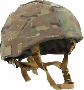 MultiCam MICH Helmet Cover Tactical Military Camo Army Camouflage OCP Scorpion