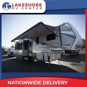 5th Wheel Carbon 357 new and used Travel Trailer RV Campers for sale