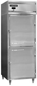 Continental Designer Line Freezer One-Section DL1F-SS-HD