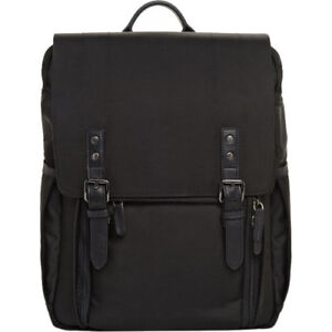NEW ONA THE NYLON CAMPS BAY CAMERA AND LAPTOP BACKPACK BLACK HOLDS DSLR 70-200MM