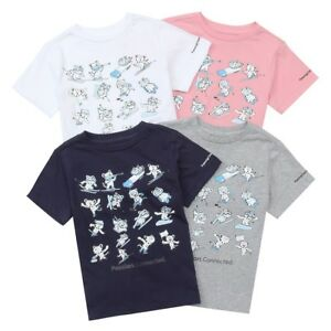 [Pyeongchang 2018 Olympic Winter Games] Mascot Collection T-shirt for Kids
