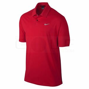 New Nike Golf Tiger Woods Dri Fit Graphic Polo Shirt Mens Size- 2XL