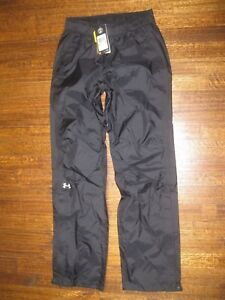 Women's Under Armour UA Surge Waterproof Winter Pants Size Small  NWT $100 black