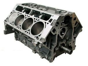 GM LS7 LS3 SHORT BLOCK 454 CUBE STROKER (ALL FORGED --CHOOSE COMPRESSION RATIO)