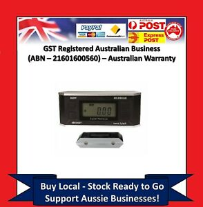 Digital Protractor Gauge Angle Level Inclinometer Magnetic Base 0 360° CY AU $75.00