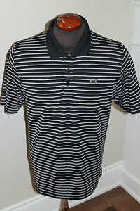 PRE-OWNED MENS UNDERARMOUR UA GOLF POLO SHIRT SIZE LARGE HEAT GEAR UNDER ARMOUR