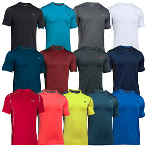 Under Armour Mens Raid Short Sleeve T-Shirt - New Training Running Gym Top 2018