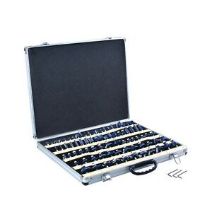 Professional Woodworker 80pc 1/4