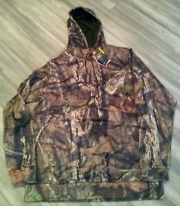Under Armour Men's UA Storm Forest Camo Hunting Hoodie 1286067 Sz XL (TALL)