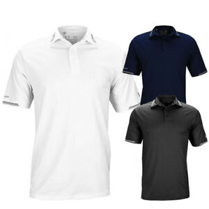 2016 Under Armour Coldblack Tipping Golf Polo NEW