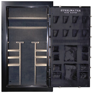 LD724228 Steelwater Home Hunting Safes Fireproof Gun Rifle 45 Safe LED Keypad
