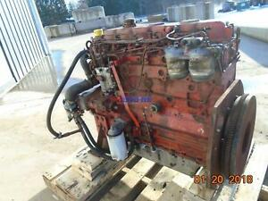 Perkins 6.354 Nat Engine Complete Running B ESN: 3542U22286L BCN: 37115000-1
