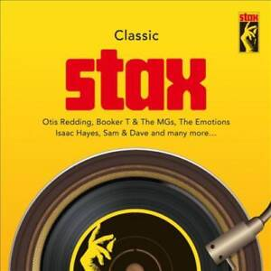 VARIOUS ARTISTS - CLASSIC STAX [DIGIPAK] USED - VERY GOOD CD