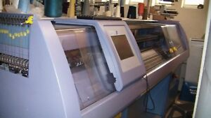 STOLL KNITTING MACHINES - CMS 330 TC8 SETS GOOD CONDITION - 916-2902233