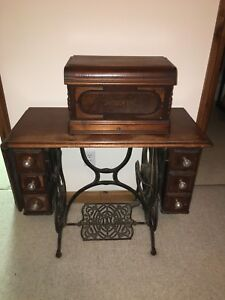 Antique Sewing Maching Brand: Domestic $200.00