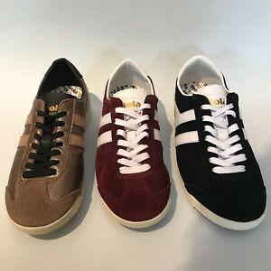 Gola Women's Shoes - Bullet Suede - Brand New