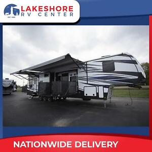 5th Wheel Fuzion 424 new and used Travel Trailer RV Campers for sale