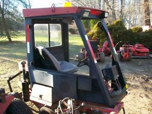 TORO GROUNDSMASTER MOWER PARTS DIESEL ENGINE SNOW CAB PACKAGE NO GLASS NJ PA NY