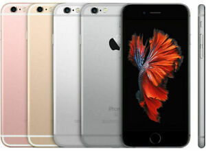 Apple iPhone 6s 16GB 32GB 64GB 128GB Factory GSM Unlocked AT&T T-Mobile