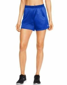 2 Champion Womens Mesh Lightweight Shorts - Relaxed Fit -7 COLOR CHOICES - XS-XL