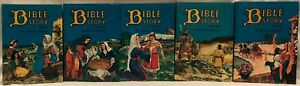 *VG* The Bible Story by Arthur Maxwell 10 Volumes (1953 Pacific Press) FREE S