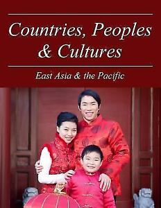 Countries Peoples and Cultures: East Asia & the Pacific Salem Press Good Book