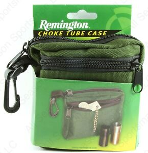 Remington Choke Tube Case Hold 6 Flush or Extended Chokes 19172