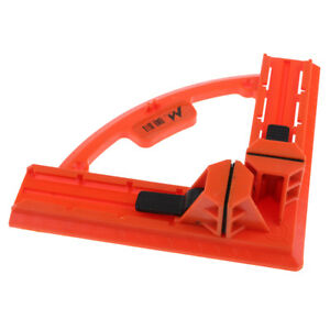 90 Degree Right Angle Clip Clamps Corner Holder Woodworking Tool Clamp Vice $10.75