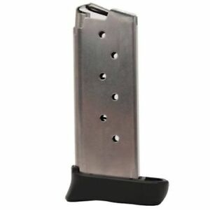 SIG Sauer MAG-938-9-7 SIGTac P938 Magazine 9mm Luger 7 Rounds SS w/ Extension