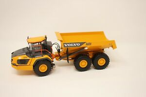 Volvo A60H Hauler 1:50 scale Die cast Construction Equipment WSI Model #301670