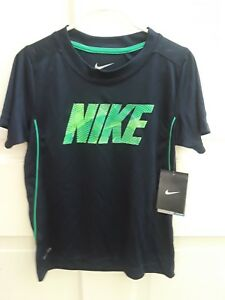 $54 BUNDLE OF TWO NEW NIKE DRY FIT SHORTS AND T-SHIRT BOYS SIZE LARGE - 6-7 YEAR