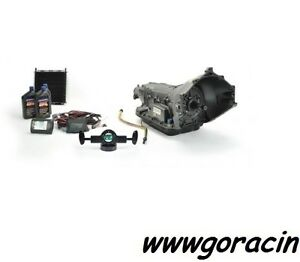 TCI Six Speed Transmission Package; GM Bellhousing & Paddle Shifter 4L80EChevy-