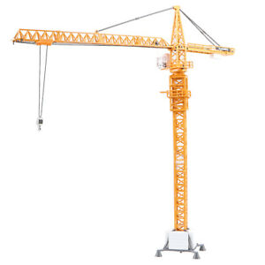1:50 Alloy Crane Tower Construction Equipment Die-cast Toy Model Collection