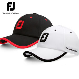 FootJoy Logo Golf Cap Hat FH17ALC2 Sports Mens Womens Outdoor Gift Authentic