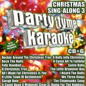 Party Tyme Karaoke: Christmas Sing-Along, Vol. 3 by Karaoke (CD, Oct-2007) NEW