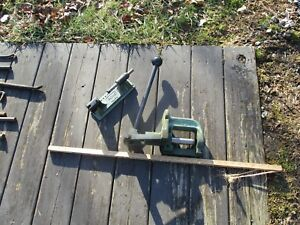 VINTAGE RCBS LOADING PRESS  HEAVY CAST IRON