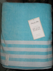 Peacock Alley Beach Towel 100% Premium Turkish Cotton 40