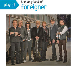 Foreigner Playlist: Very Best of New CD