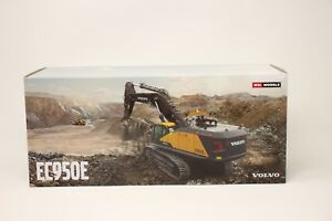 VOLVO EC950E Excavator Crawler 1:50 SCALE DIE CAST MODEL BY WSI