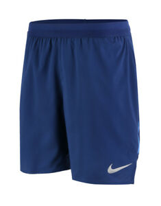 Nike Flex Distance Shorts (892912-478) Running Gym Soccer Short Half Pants