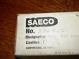 New Old Stock SAECO 452 DC Bullet Mold