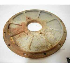 Used Engine Adapter Plate Compatible with Caterpillar 252B 262B 246B 216B 242 $216.45
