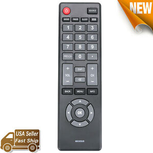 NH305UD Remote Control for Emerson TV LF402EM6 LF461EM4 LF501EM4 LF501EM5F New